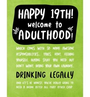 BD/Adulthood 19th