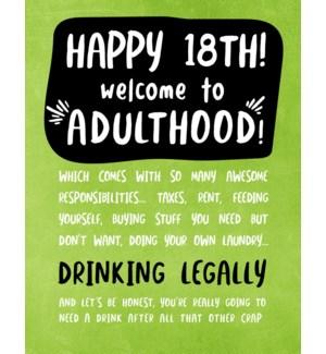 BD/Adulthood 18th
