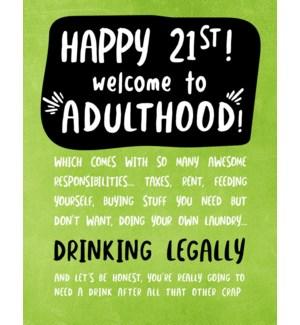 BD/Adulthood 21st