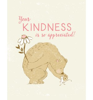 TY/Your Kindness