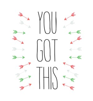 EN/You Got This!