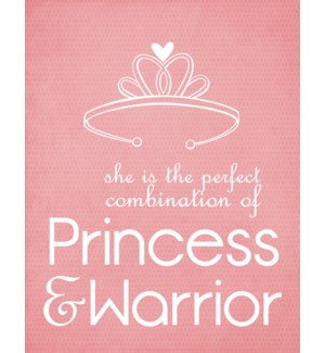 EN/Princess & Warrior