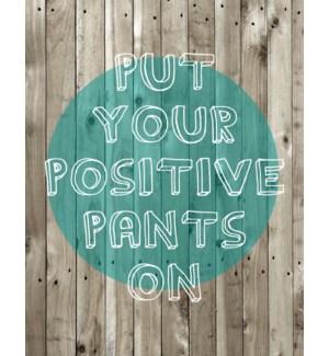 EN/Positive Pants