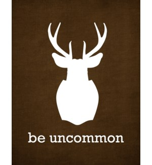 EN/Be Uncommon Stag