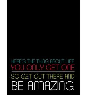 EN/Be Amazing