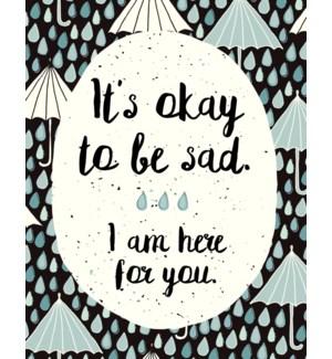 TH/It's Okay To Be Sad