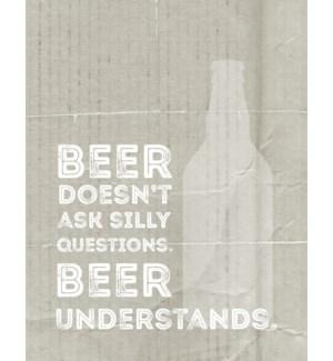 ED/Beer Understands
