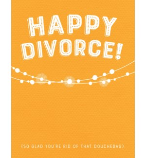 DI/Happy Divorce for Her