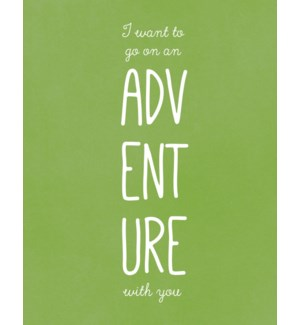 RO/Adventure With You