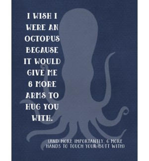 RO/I Wish I Were An Octopus