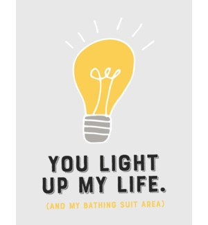 RO/You Light Up My Life