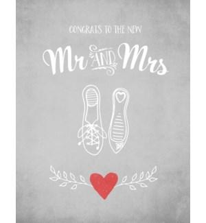 WD/New Mr & Mrs
