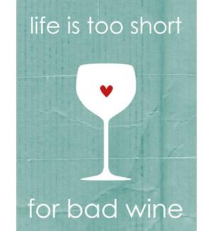 ED/Bad Wine