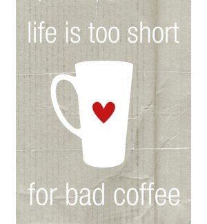 ED/Bad Coffee