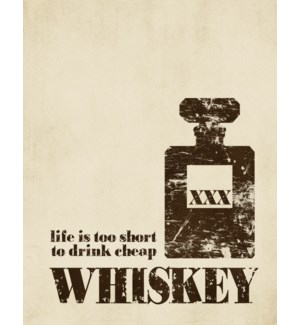 ED/Cheap Whiskey