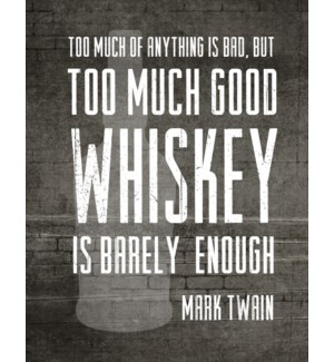 ED/Good Whiskey