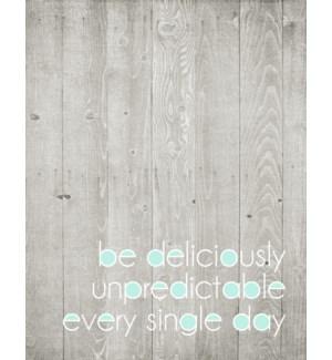 EDB/Deliciously Unpredictable