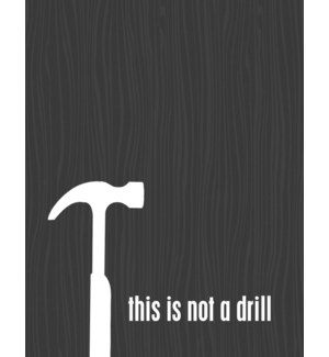 EDB/Not A Drill