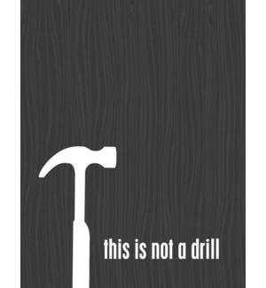 FD/Not A Drill
