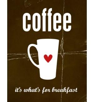 ED/Coffee For Breakfast
