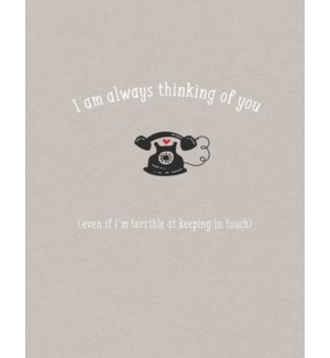 TH/Always Thinking of You