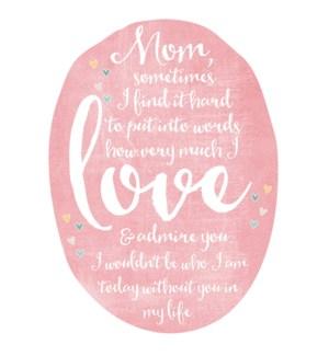 RED/Love & Admire Mom