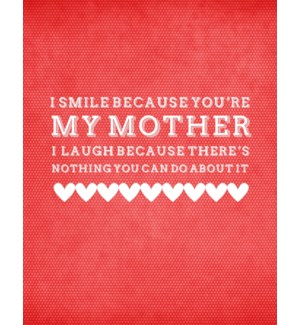 RED/You're My Mother