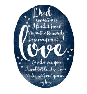 REDB/Love & Admire Dad