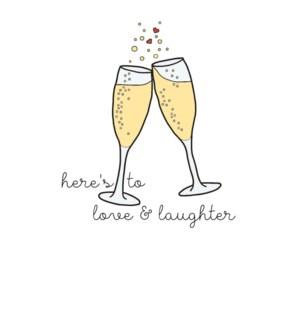 WD/Champagne Glasses