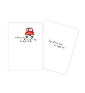WD/Honeymoon Car
