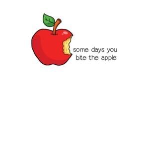 EN/Apple With Bite