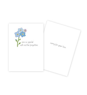 SY/Forget Me Nots