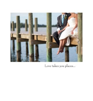 WD/Love takes you places...