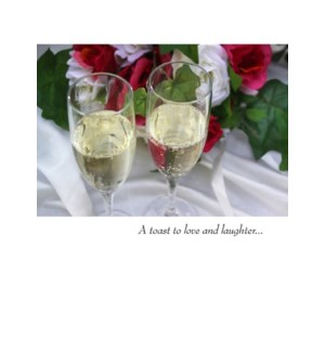 WD/A toast to love and