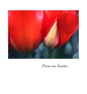 SY/From our hearts . . .