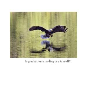 GR/Is graduation a landing
