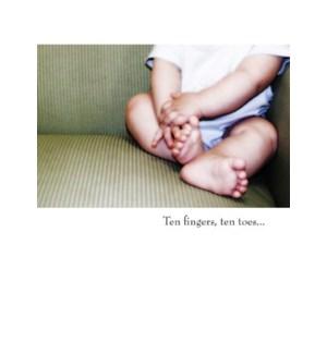 NB/Ten fingers, ten toes...