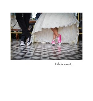 WD/Life Is Sweet...