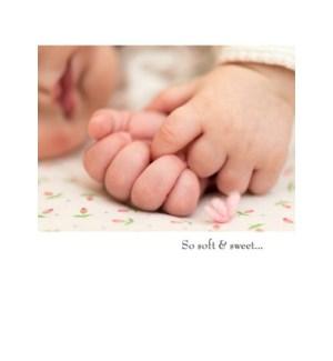 NB/Baby'S Hands