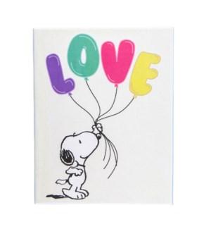 ASBOX/Peanuts Love Balloon