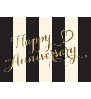 ANB/Striped Happy Anniversary