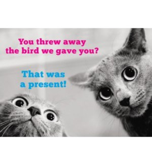 BD/The Bird We Gave You