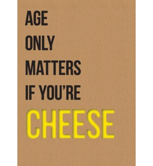 BD/Matters If You Are Cheese