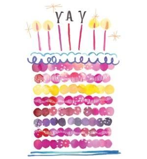 BD/Make A Wish Cake