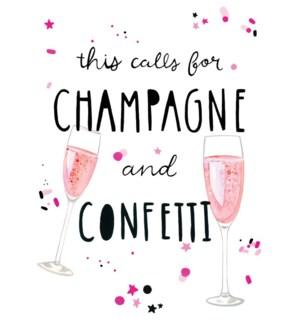 WD/Champagne And Confetti