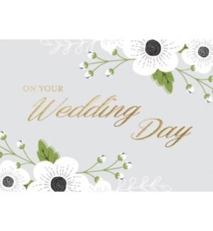 WD/Wedding Day Floral