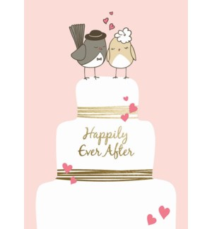 WD/Happily Ever After Birds