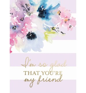 FR/I'm So Glad You Are