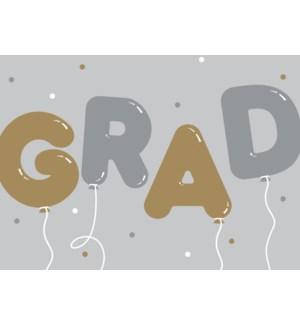 GR/Grad Balloons