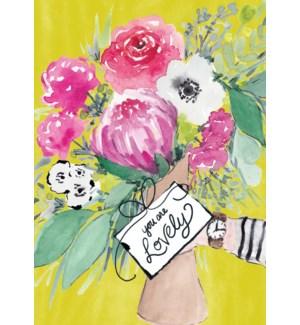 FR/Lovely Bouquet